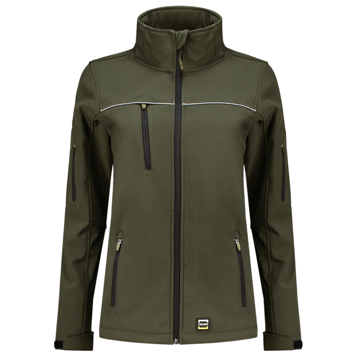 Tricorp Luxe Dames Softshell | 100% polyester